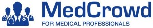 Med Crowd | For Medical Professionals Logo