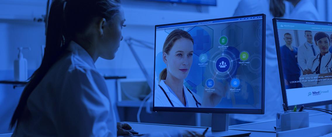 Medcrowd for Medical Professionals